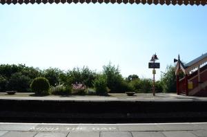 Stratford Train Station