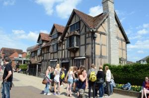Stratford Shakespear's house_2012.7.22