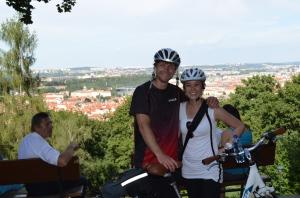 Prague Bike Tour
