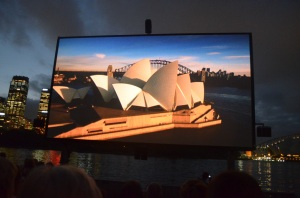Open Air Cinema Sydney